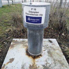 Odenplan, Åkersberga, Österskär