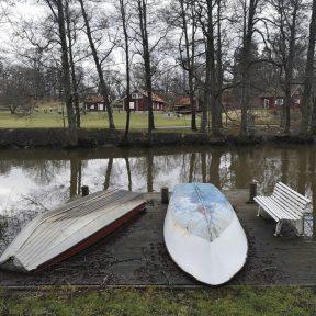 Åkers kanal, Åkersberga, Österskär