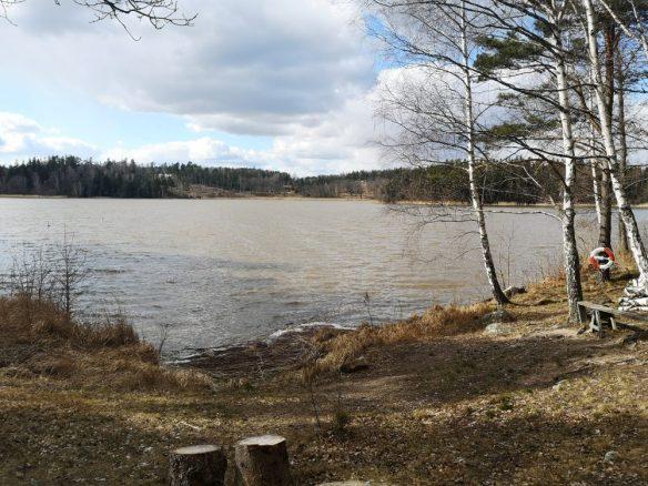udden på Norrö, Åkersberga