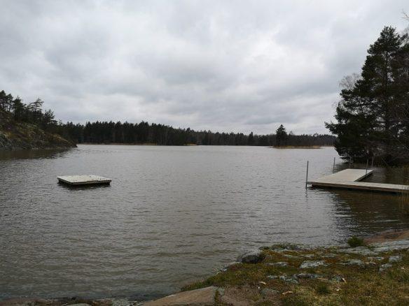 Garnsviksbadet, Åkersberga