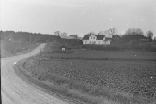 Krondiket sett mot norr och Husby