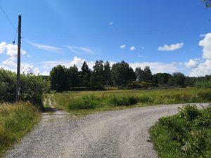 Domarringen, Norrön, Åkersberga